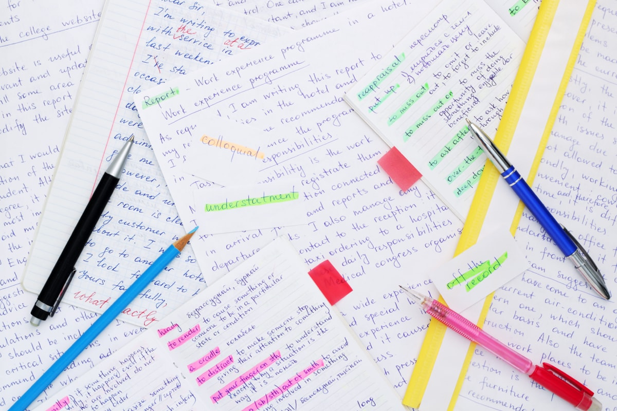 Aide pour rediger une dissertation